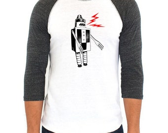 Robot Shirt, Robot t-shirt, Robot clothing, Robot t-shirt, dad gift, Men's Robot Tee, Geekery Robot shirt, robot lover gift, twin dad shirt