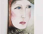 Portrait of a Tree Girl by Julie Tillman - Bet You've Never Seen One of Those Before