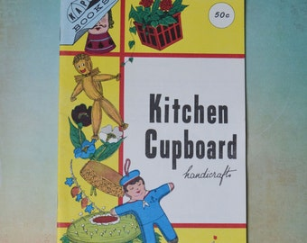 Vintage 1966 Make it With Styrofoam KAP Kraft Craft Book