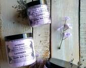 Lavender - Foaming Body Scrub