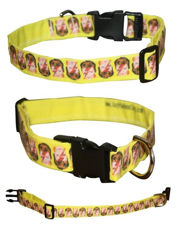 Bowie Dog Collar