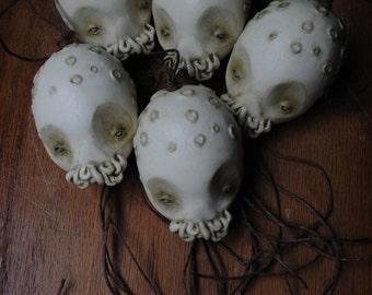 lit'le cthulhu cast away ornament