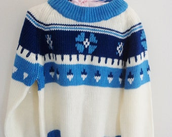 Boys' Sweaters | Etsy