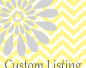 Custome Listing for Joy