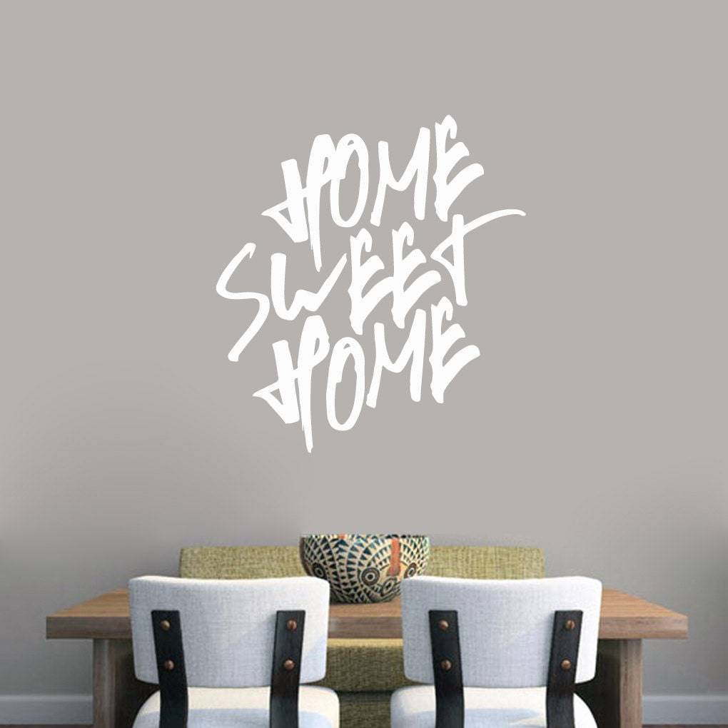 House Foyer Quotes : Home sweet entryway quotes wall decals