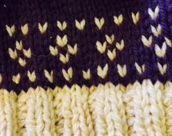 Wampum Wool Hat by Cozy Noggin