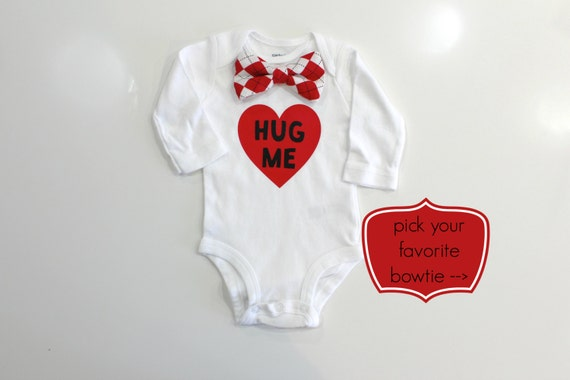 Cute Baby Boy Clothes Valentines Day Boy Outfit Newborn