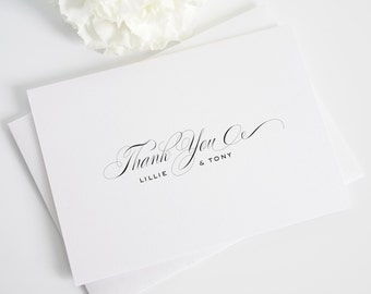 Thank You Cards - Classic Design
