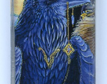 Raven King Pendant