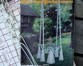 Retro Macrame Home Decor Pattern Book - Macrame Enchantment Book 2
