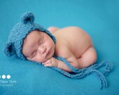 Newborn photo prop, newborn hat, newborn boy, newborn girl, knit newborn hat, newborn props. Now in 13 COLORS. Super soft.