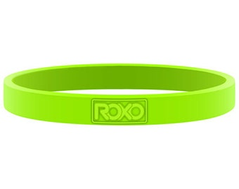 Single Roxo Bands - Small, Medium and Large - Lots of Wonderful Colors to choose from
