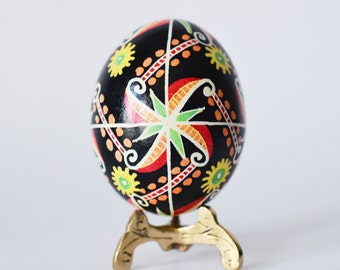 Ukrainian Easter egg fertility and tree of life symbol energy and spirituality carrier rebirth ancient wisdom sold on Etsy.ca made in Canada