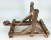 Wooden Toy Catapult - Han...