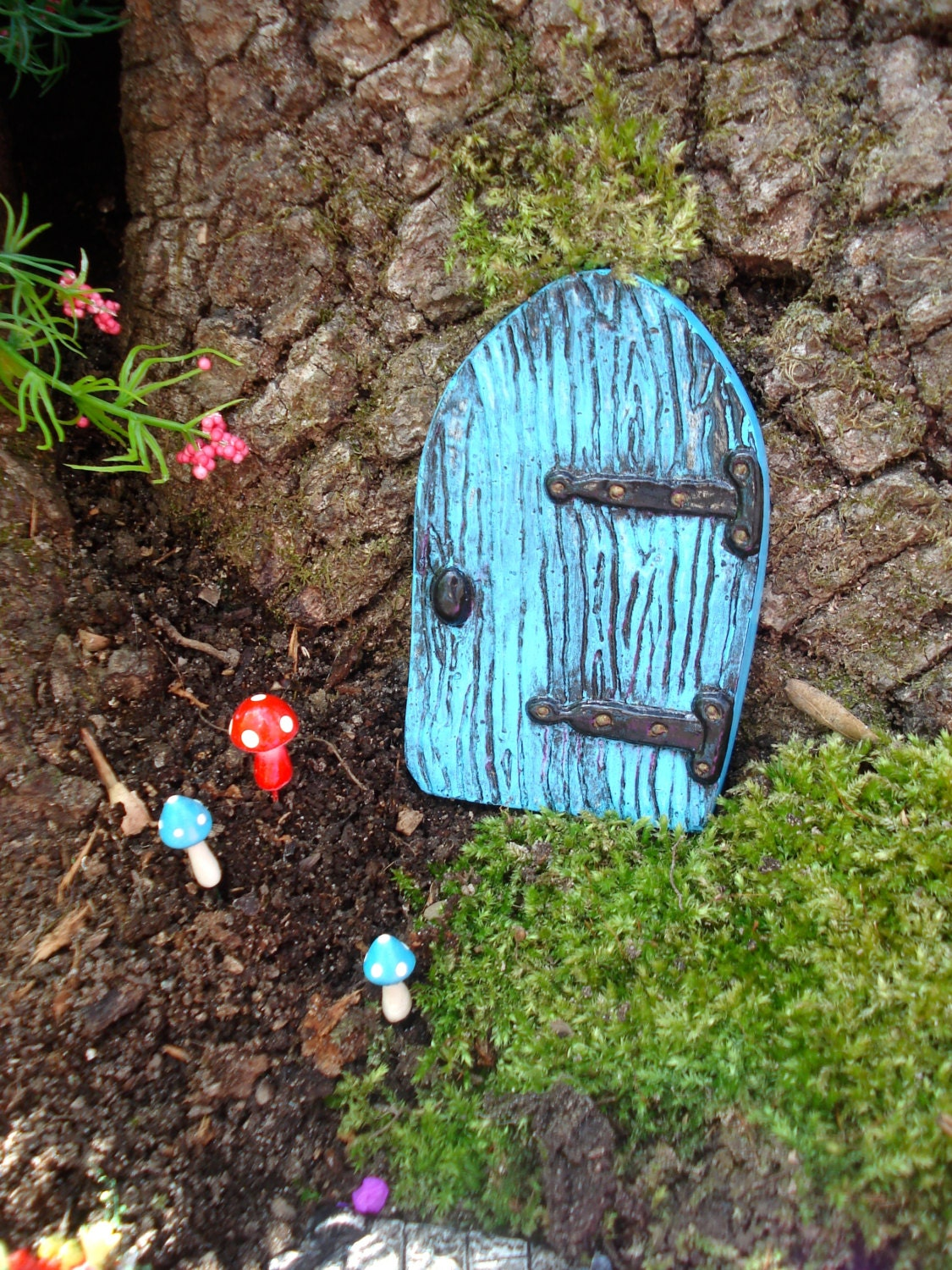 Fairy Door Kit Fairy Garden Kit Fairy Garden By Fairybehindthedoor