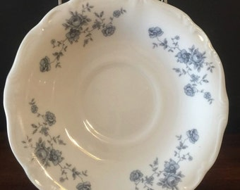 Blue Garland - Thailand - Traditions by Johann Haviland - Saucer with Inner Ring
