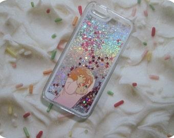 Liquid Peter Pan Fairy Dust iPhone Galaxy Case