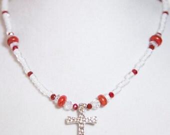 Coral Cross