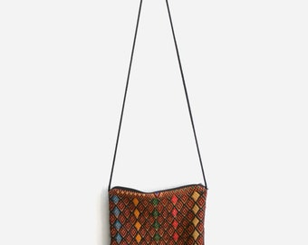 Embroidered Bohemian Purse