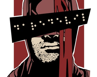 Daredevil Brail