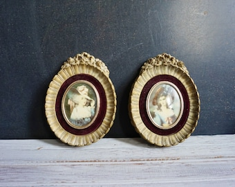 Cameo Wall Plaques