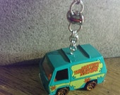 Hot Wheels Ornament Scooby Doo Mystery Machine