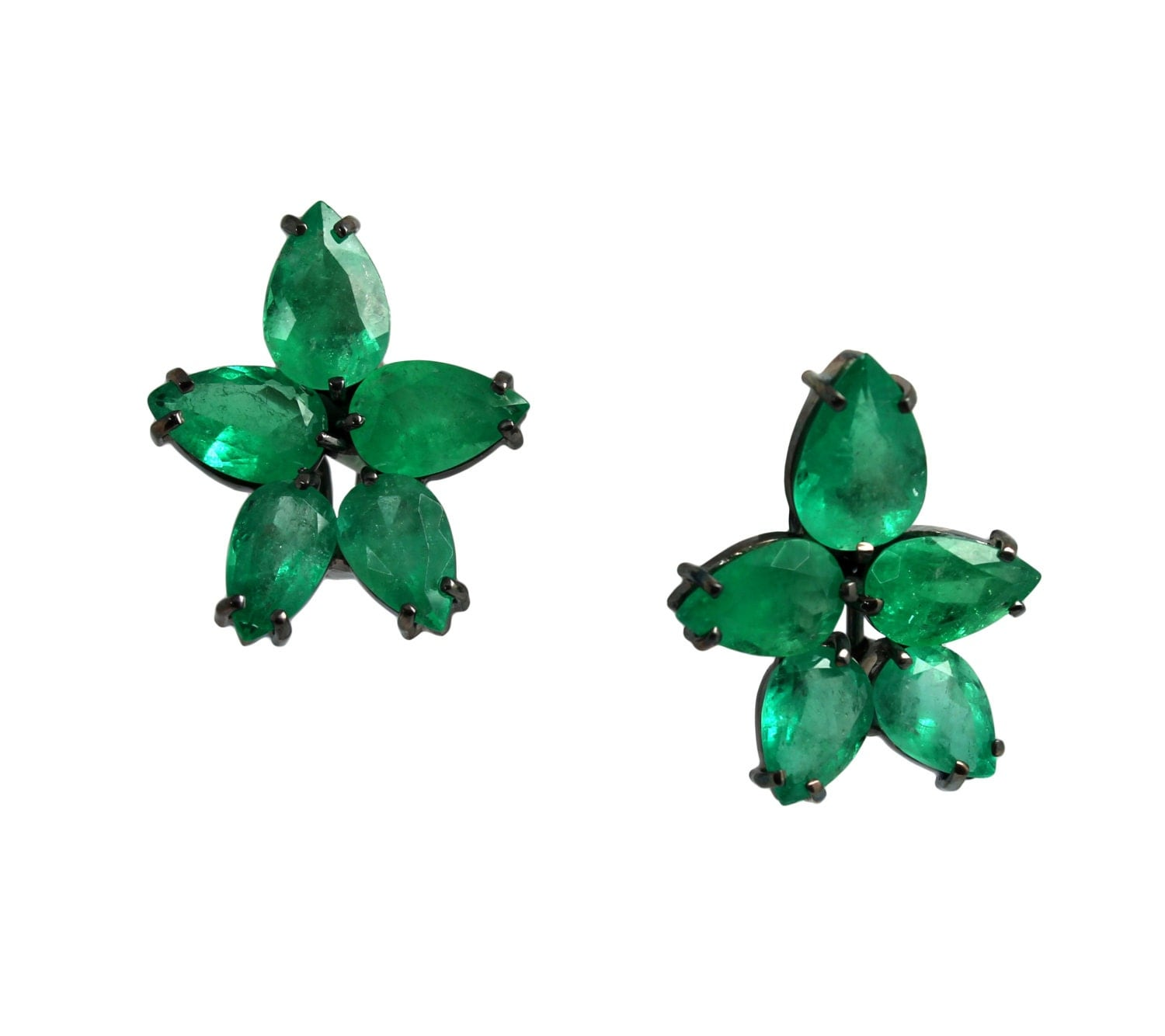 indian p south jewels emerald necklace gleam with design natural earrings