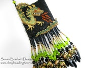 Dragon Amulet Necklace - CLEARANCE SALE ITEM