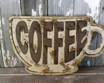 Coffee Sign Coffee Mug Sign Kitchen Sign Coffee Bar Sign Coffee Decor Kitchen Decor Coffee Bar Decor Home Decor Rustic Sign Farmhouse Decor