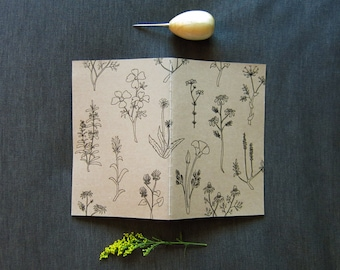 Wildflower Journal