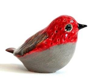 SALE! pottery bird