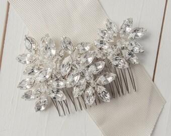 Diamante Bridal Comb 'Emily'