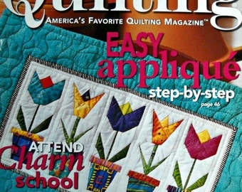 Fons and Porter's Love of Quilting Magazine, March/April 2006 Issue
