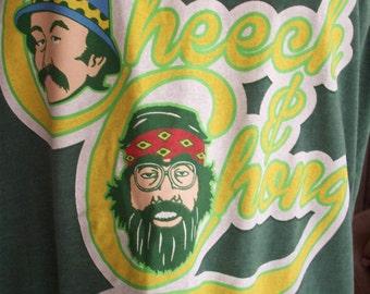 Cheech and Chong T Shirt, L