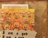 yeezus christ superstar sticker pack