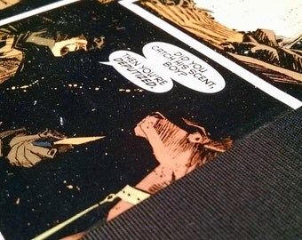 Handmade Batman Blank Journal/Sketchbook - M043