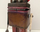 Silly Rabbit  -  A Recycled Creature