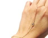 Evil Eye,14kt Gold Filled Slave Bracelet, Elegant Slave Bracelet, Cocktail Jewelry, Real Housewives, Evil Eye Jewelry, Body Chain