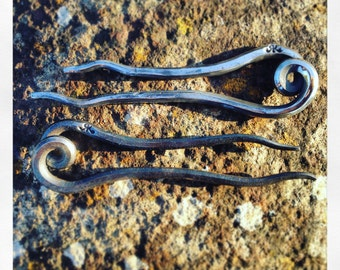 Mild steel Hair Pin, hair clasp, hold you hair up,