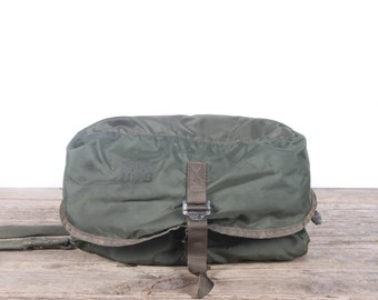 Vintage US Military Army First Aid Medical Bag / Army Bag / Retro Military Bag / Authentic US Army Medical Kit Bag