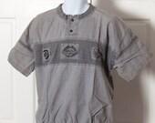 Vintage 80s Mens Shirt - BB SPORT - size L
