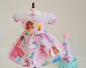 BLYTHE Dress VINTAGE Girly Birthday Dress and Hat by Sweet Petite Shoppe