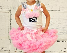 Pink Tutu Fluffy Pettiskirt For Baby Toddlers Girls High Quality Petticoat