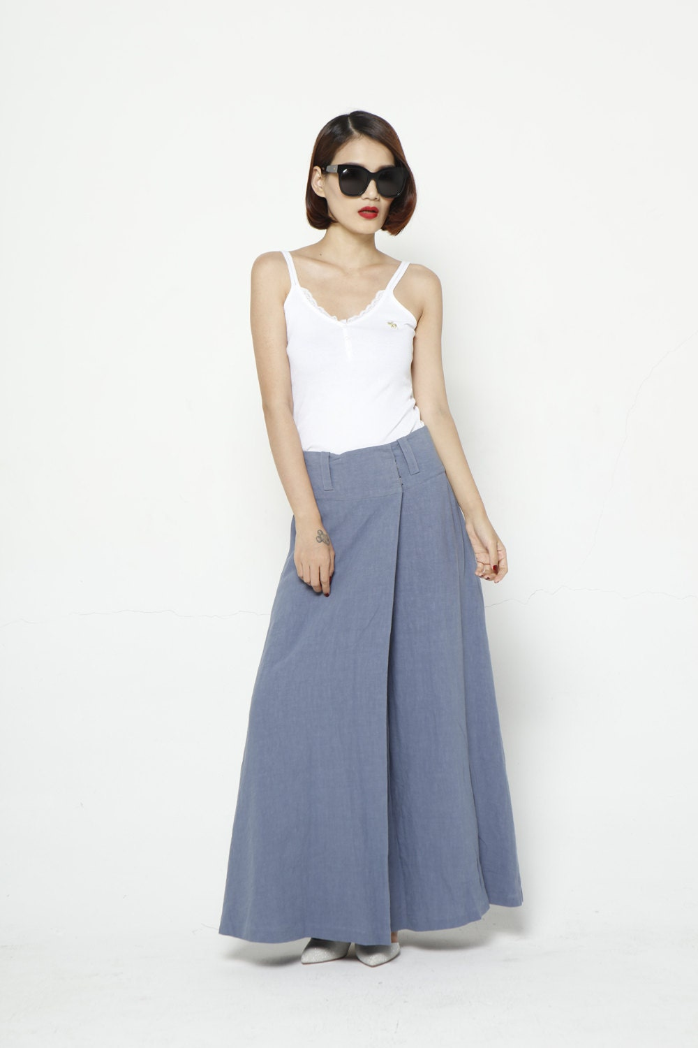 new collection maxi skirt nc572 by sophiaclothing on etsy