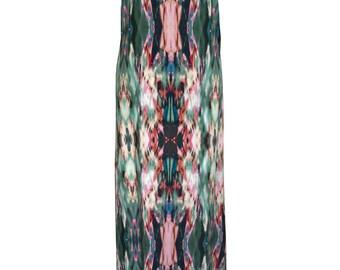 Boho Maxi Dress, Djellaba Dress, Plus Size Dress, Kaftan Dress, Tribal Dress, V Neck, Designers Dress, Summer Dress, Natural Dress