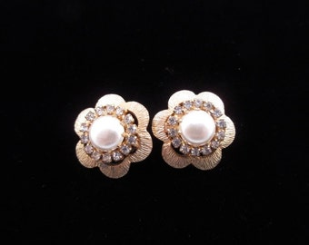 Vintage CORO Clip Earrings
