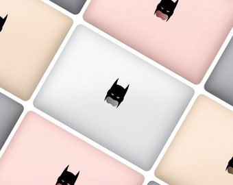 Batman MacBook Decal 2 Pack