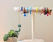Driftwood Bracelet Stand Display