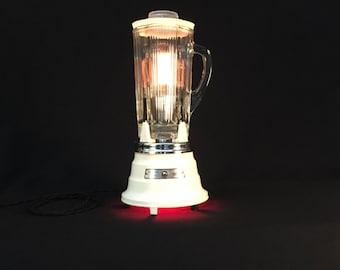 Table Lamp - Lighting - Upcycled Lamp - Light