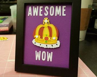 Awesome. Wow. - Mini-Frame